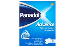 Panadol Advance Tablets Pack of 32