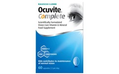 Ocuvite Complete Eye Vitamins & Minerals Capsules Pack of 60