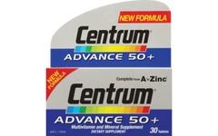 Centrum Advance 50+ Tablets Pack of 60