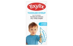 Tixylix Toddler Syrup 100ml