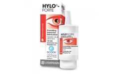 Hylo-Forte Lubricating Eye Drops 10ml
