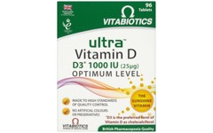 Ultra Vitamin D3 Tablets Pack of 96