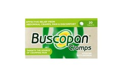 Buscopan Cramps Tablets Pack of 20