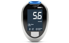 GlucoRx Nexus Blood Glucose Meter