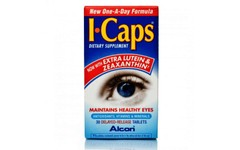 Icaps Delayed Release Tablets Pack of 30
