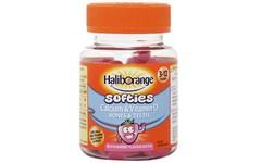 Haliborange Mr Men Little Miss Calcium & Vitamin D Pack of 30 x 3