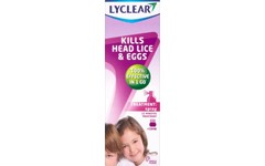 Lyclear Spray 100ml and Comb