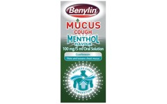 Benylin Mucus Cough Max Menthol 150ml