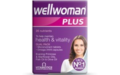 Wellwoman Tablets Plus Omega 369 Pack of 56