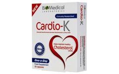Cardio-K Capsules Pack of 30
