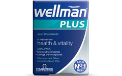 Wellman Plus Omega 369 Tablets Pack of 56