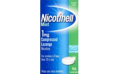 Nicotinell 1mg Lozenge Mint Pack of 96