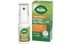 Vizulize Dry Eye Mist 10ml