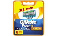 Gillette Fusion ProGlide Power Blades Pack of 8