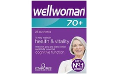 Wellwoman 70+ Tablets Pack of 30