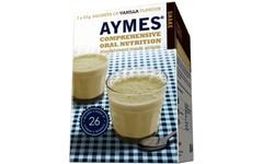 Aymes Nutritional Milkshake Vanilla Flavour  Sachet 57g Pack of 7