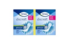 TENA Discreet Extra Plus Duo Pack of 8 (16)