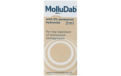 Molludab Solution 5% 2ml