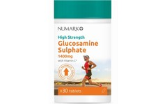Numark Glucosamine Sulphate 1400mg Tablets Pack of 30