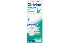 Otrivine Natural with Eucalyptus Nasal Spray 20ml
