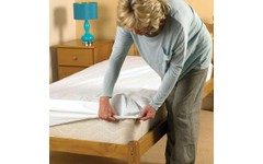 Patterson Waterproof Fitted Bedding Sheet PVC Single