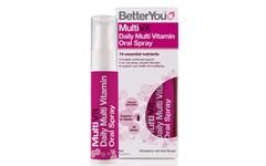 BetterYou Multivit Daily Oral Spray 25ml