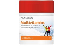 Numark Multivitamins Tablets Pack of 60