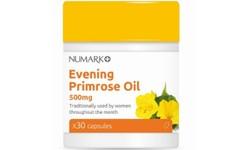 Numark Evening Primrose Oil 500mg Capsules Pack of 30