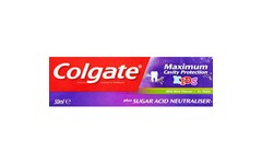 Colgate Maximum Cavity Protection Kids Toothpaste 50ml