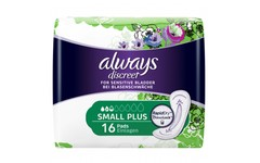 Always Discreet Small Plus Pads Pack of 16