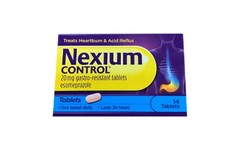 Nexium Control Gastro Resistant 20mg Tablets Pack of 14