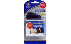 Sure Travel Easy Sleep Eye Mask with Ear Plugs
