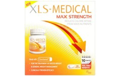 XLS Medical Max Strength Tablets Pack of 40