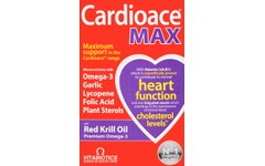 Cardioace Max Capsules Pack of 84