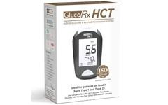 GlucoRx HCT Blood Glucose & Ketone Monitoring System