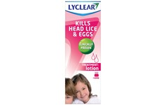 Lyclear Treatment Lotion 100ml and Comb