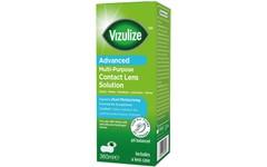 Vizulize Advanced Multi-Purpose Contact Lens Solution 360ml