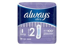 Always Ultra Long Pads Pack of 14