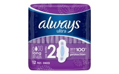 Always Ultra Long Plus Pads Pack of 12