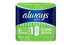 Always Ultra Normal Pack of 16