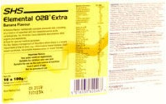 Elemental 028 Extra Special Diet Food Banana Pack of 10 100g