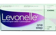 Levonelle One Step 'The Morning After Pill' Pack of 1