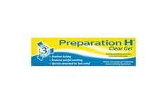 Preparation H Clear Gel 50g