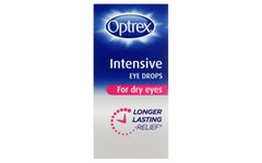 Optrex Intensive Eye Drops for Dry Eyes 10ml