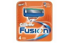 Gillette Fusion 5 Razor Blades Pack of 4