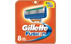 Gillette Fusion Razor Blades Pack of 8