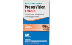 Preservision Lutein Soft Gel Capsules Pack of 60