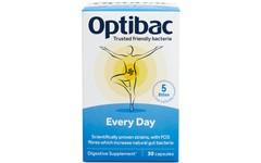 OptiBac Probiotics Every Day Capsules Pack of 30