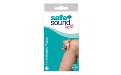Safe & Sound Antiseptic Wipes Pack of 10