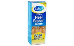 Scholl Cracked Heel Repair Cream K+ 60ml